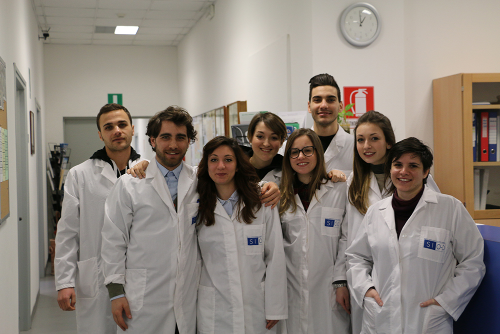 Studenti Laureati in Ottica e Optometria